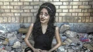 Σαχάρ Ταμπάρ: Συνελήφθη η... ζόμπι «Αντζελίνα Τζολί» από το Ιράν