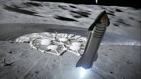 «Αστρόπλοιο»: Τουριστικά ταξίδια γύρω από τη Γη, στη Σελήνη και στον Άρη (infographic)