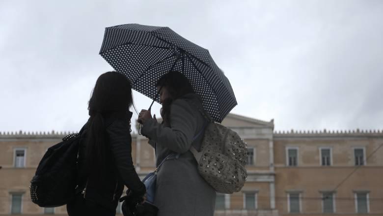 Καιρός: Έντονα φαινόμενα στην Αθήνα τις επόμενες ώρες
