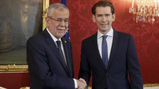 Αυστρία: Εντολή σχηματισμού κυβέρνησης στον Σεμπάστιαν Κουρτς