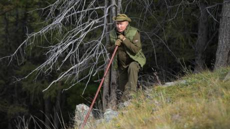 Ο Βλαντιμίρ Πούτιν γιορτάζει τα 67ά γενέθλιά του