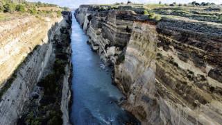 Κόρινθος: Νεκρός άνδρας που έπεσε από τη γέφυρα του Ισθμού