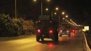 Τουρκία - Υπουργείο Άμυνας: Ολοκληρώθηκαν όλες οι προετοιμασίες για την εισβολή στη Συρία