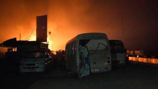 Συρία: Το πυροβολικό της Τουρκίας έπληξε κουρδικές θέσεις ανατολικά της Ταλ Αμπιάντ