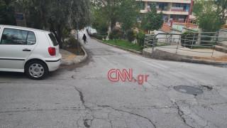 Ηλιούπολη: Οδηγός καταπλακώθηκε από φορτηγό έξω από σούπερ μάρκετ