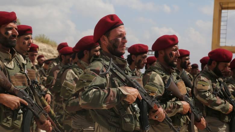 Τουρκία: Δεν θα επιτρέψουμε τη δημιουργία τρομοκρατικού κράτους στα σύνορά μας
