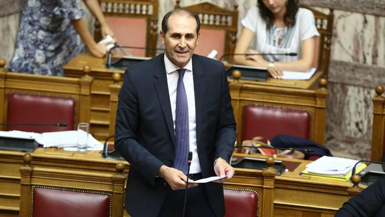 Βεσυρόπουλος: Η φορολογική πολιτική πρέπει να έχει αναπτυξιακή διάσταση
