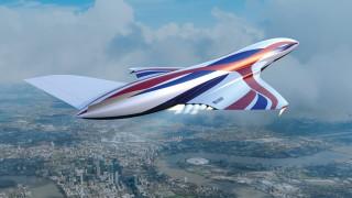 Λονδίνο – Σίδνεϊ σε τέσσερις ώρες: Το μέλλον του ταξιδιού είναι υπερηχητικό