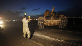 «Πράσινο φως» από την τουρκική Βουλή για στρατιωτικές επιχειρήσεις σε Συρία και Ιράκ