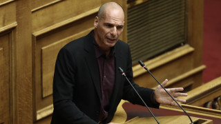 Βαρουφάκης: Ο ελληνικός λαός δεν μας έστειλε εδώ για να κάνουμε τους εισαγγελείς