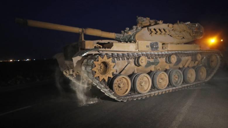 Τουρκία: «Πράσινο φως» από τη Βουλή για τις στρατιωτικές επιχειρήσεις