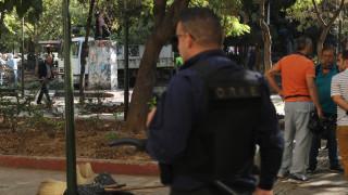 Δύο συλλήψεις σε ειδική αστυνομική δράση στην πλατεία Εξαρχείων