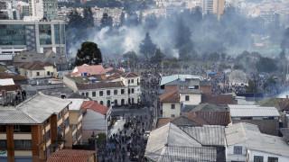 Ισημερινός: Σε κατάσταση πολιορκίας το Κίτο - Αυτόχθονες κατέλαβαν το άδειο κοινοβούλιο