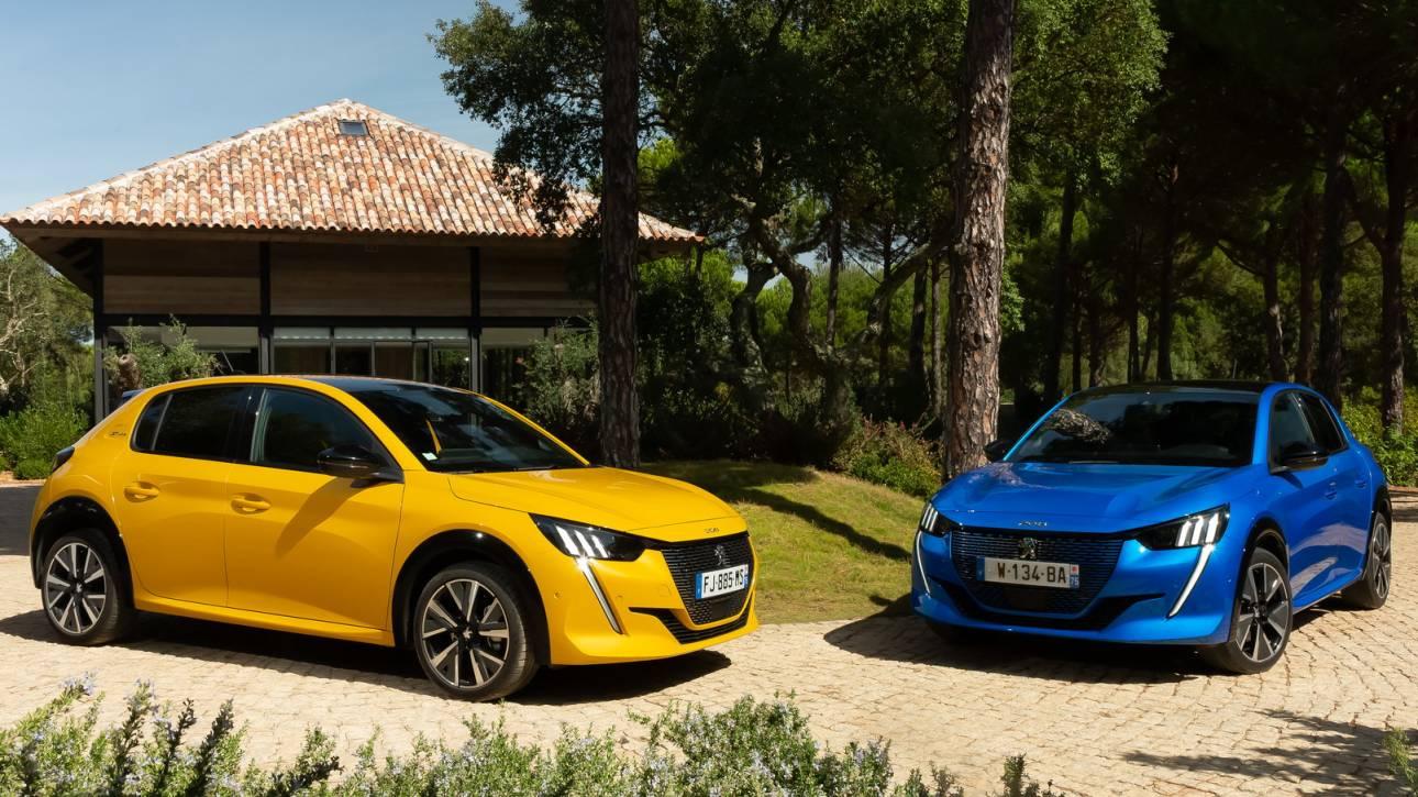 Με το νέο 208 η Peugeot ανοίγει ένα premium κεφάλαιο στα υπερ- μίνι με έμφαση στο lifestyle