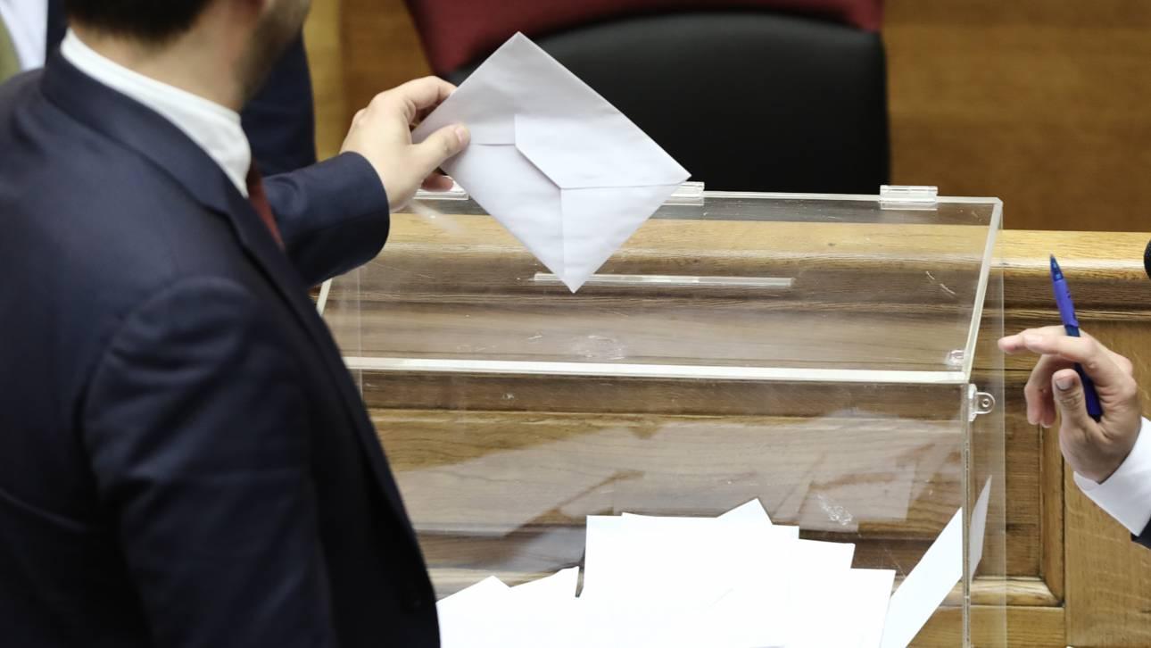 Βουλή: Αλαλούμ με την καταμέτρηση των ψήφων για την προανακριτή κατά Παπαγγελόπουλου