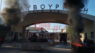Διαμαρτυρία στη Χαλυβουργική: Τι δηλώνει ο πρόεδρος του σωματείου εργαζομένων στο CNN Greece