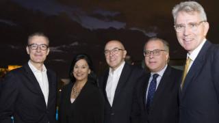 Επίσκεψη Πομπέο: Το Ελληνο-Αμερικανικό Εμπορικό Επιμελητήριο έδωσε δυναμικό παρών