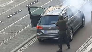 Βίντεο ντοκουμέντο από την επίθεση στη Γερμανία - Δύο νεκροί
