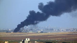 Η Τουρκία σφυροκοπά τη βορειοανατολική Συρία – Σε πλήρη εξέλιξη η επιχείρηση «Πηγή Ειρήνης»