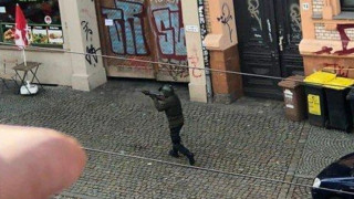 Γερμανία: Νεοναζί ο δράστης των επιθέσεων στο Χάλε
