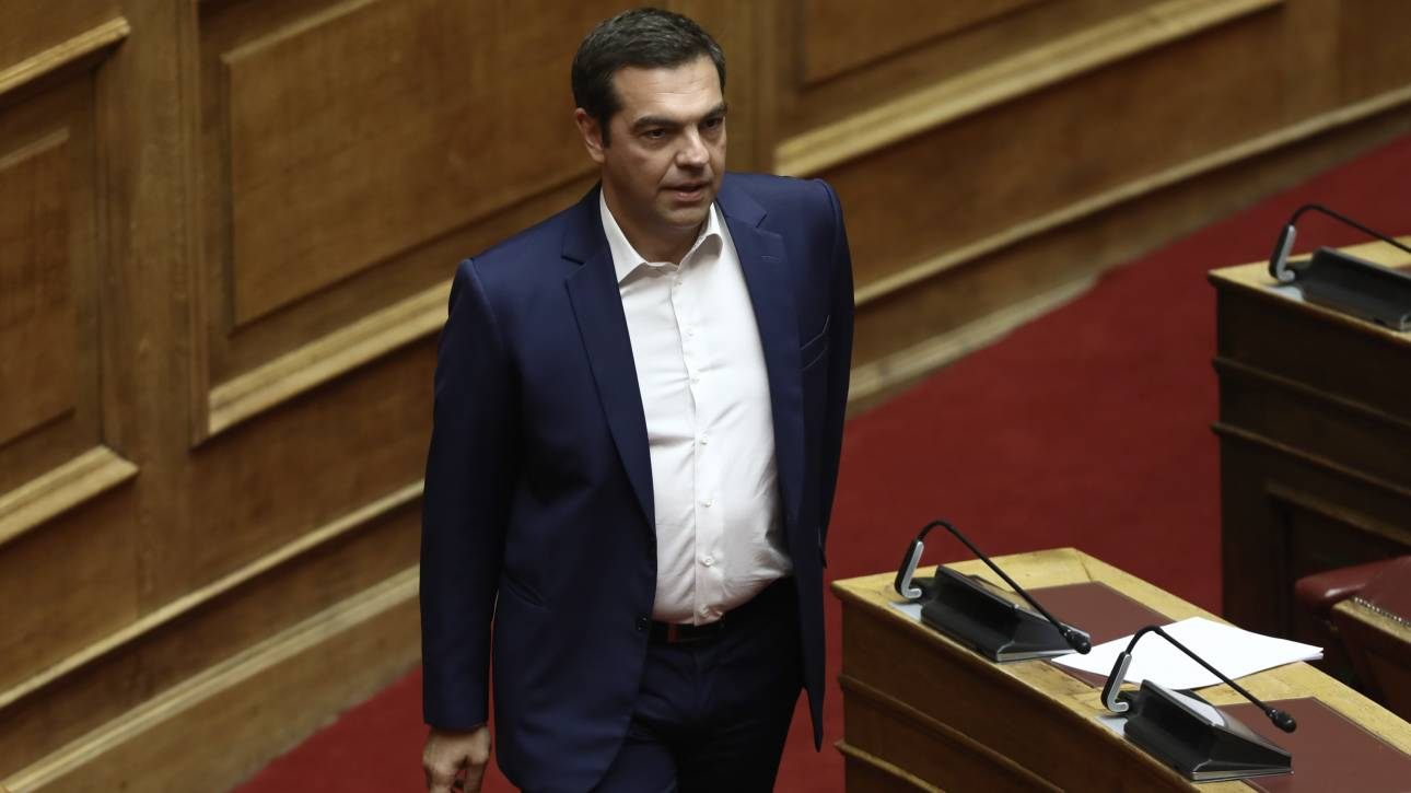 Τσίπρας: Εκκωφαντική η αφωνία της Ελλάδας για την εισβολή της Τουρκίας στη Συρία