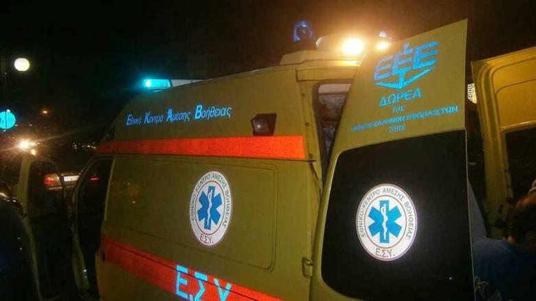 Τροχαίο έξω από τη Θεσσαλονίκη - Τουλάχιστον 10 οι τραυματίες