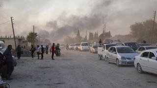 Η Τουρκία «σφυροκοπά» τη Συρία: Νεκροί, τραυματίες και εικόνες χάους από τα 181 τουρκικά πλήγματα