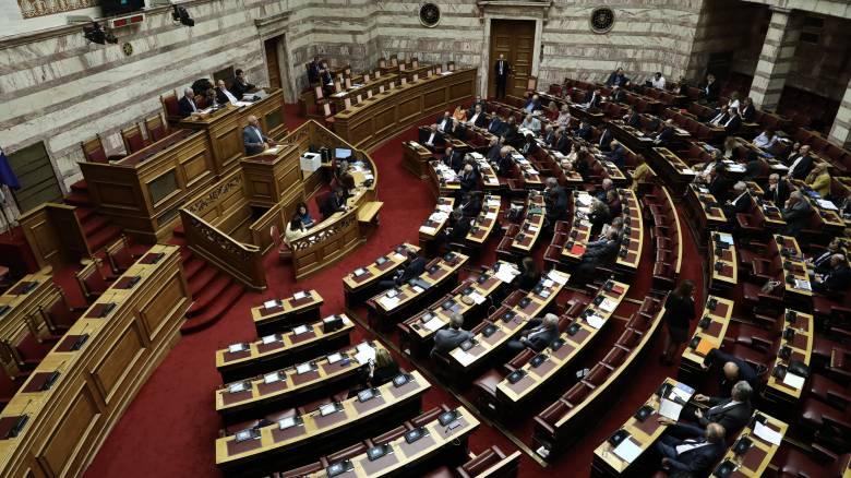 Στη Βουλή το αναπτυξιακό νομοσχέδιο: Ψηφίζεται στα τέλη Οκτωβρίου