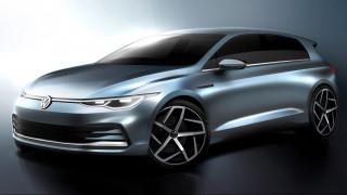 Δείτε τα πρώτα επίσημα σκίτσα του νέου Golf της Volkswagen