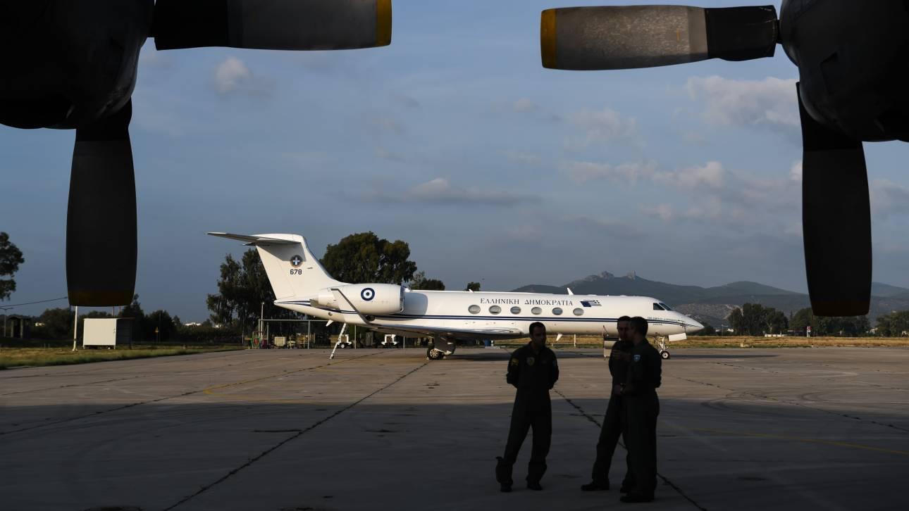 Πτήση ζωής: Στην Κρήτη το πρωθυπουργικό αεροσκάφος για αεροδιακομιδή