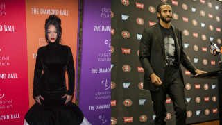 H Rihanna απέρριψε πρόσκληση του Super Bowl για χάρη του Κόλιν Καπέρνικ