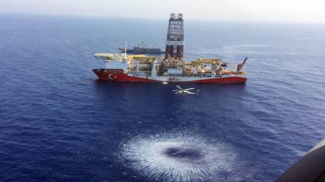 Μήνυμα Eni προς Τουρκία: Δεν κάνουμε γεωτρήσεις αν εμφανιστούν πολεμικά πλοία