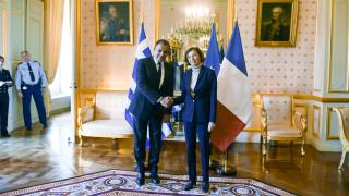 Δήλωση πρόθεσης για την απόκτηση δύο νέων φρεγατών από τη Γαλλία υπέγραψε η Ελλάδα