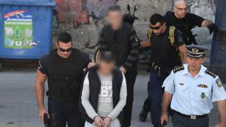 Σε ισόβια κάθειρξη καταδικάστηκαν οι τρεις κατηγορούμενοι για τη δολοφονία του Μιχάλη Ζαφειρόπουλου