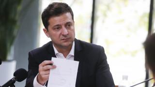 Ουκρανία: Αν δεν υπάρξει αποχώρηση από το Ντονμπάς, δεν θα υπάρξει το «σχήμα της Νορμανδίας»