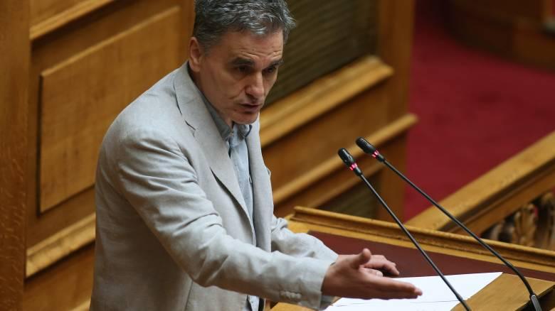 Τσακαλώτος: Το σχέδιο «Ηρακλής» για τα κόκκινα δάνεια είναι έργο της κυβέρνησης ΣΥΡΙΖΑ