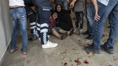 Τουρκική εισβολή στη Συρία: Συνεχίζεται το αιματοκύλισμα - Δεκάδες θύματα άμαχοι