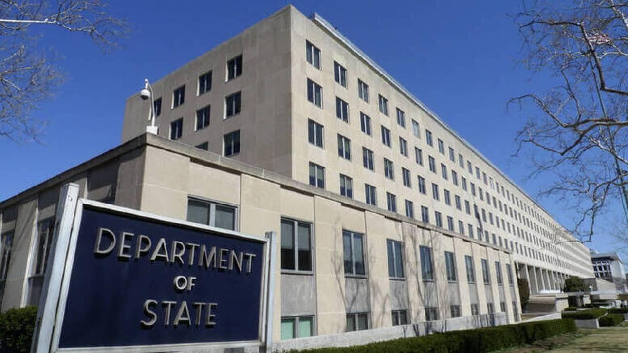 Στέιτ Ντιπάρτμεντ: Η επιχείρηση της Τουρκίας δεν έχει ξεπεράσει τις κόκκινες γραμμές των ΗΠΑ
