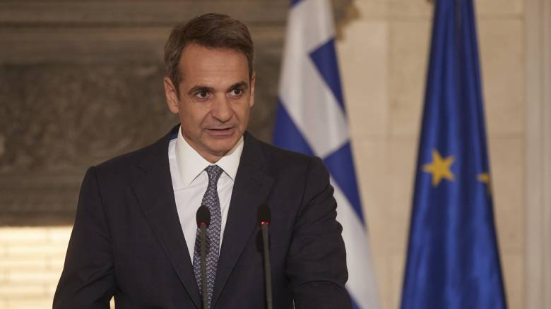Συναντήσεις Μητσοτάκη με πολιτικούς αρχηγούς για την ψήφο των Ελλήνων του εξωτερικού