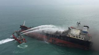Ισχυρή έκρηξη σε ιρανικό τάνκερ στα ανοιχτά της Σαουδικής Αραβίας