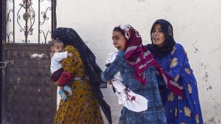 Τουρκική εισβολή Συρία: Οι νεκροί, η μαζική φυγή και οι προειδοποιήσεις στην Άγκυρα