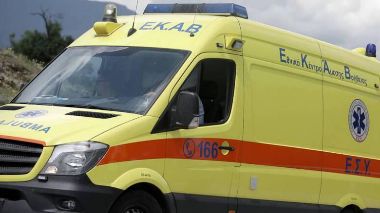 Θεσσαλονίκη: Τροχαίο δυστύχημα με μία νεκρή και έναν τραυματία