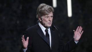 Ρόμπερτ Ρέντφορντ: Τιμητική βράβευση για τα εξήντα χρόνια καριέρας και τις 80 ταινίες