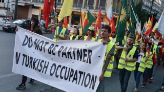 Σε συγκέντρωση «ενάντια στην τουρκική κατοχή» καλούν οι Κούρδοι της Αθήνας