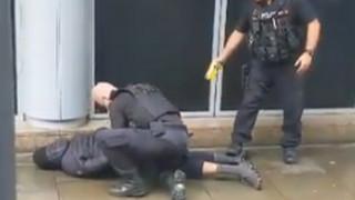Επίθεση σε εμπορικό κέντρο του Μάντσεστερ - Πέντε τραυματίες