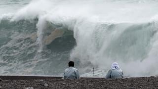Hagibis: Ο τυφώνας... τέρας που έχει προκαλέσει πανικό στην Ιαπωνία προτού καν «χτυπήσει»