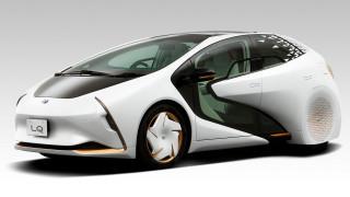 Το Toyota LQ είναι αυτόνομο και θέλει να δημιουργήσει και μια συναισθηματική σχέση με τον οδηγό του
