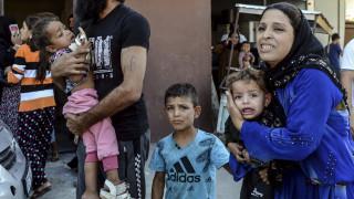 Τουρκική εισβολή στη Συρία: Δεκάδες νεκροί, χιλιάδες εκτοπισμένοι, φόβοι για νέα ανθρωπιστική κρίση