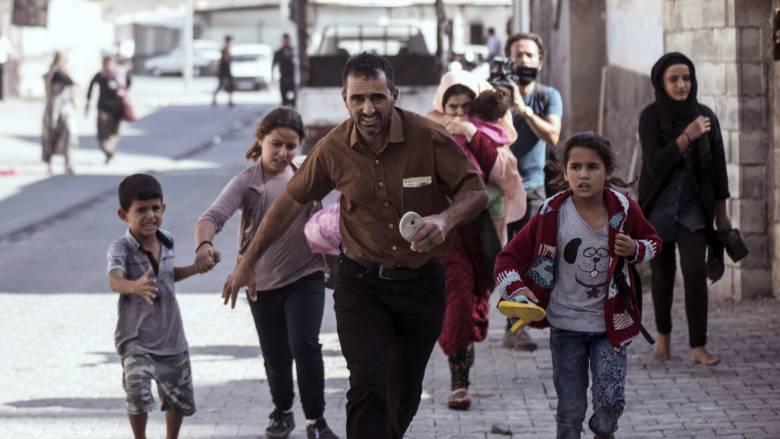 ΟΗΕ: 100.000 άνθρωποι εγκατέλειψαν τα σπίτια τους στη Συρία από την τουρκική εισβολή