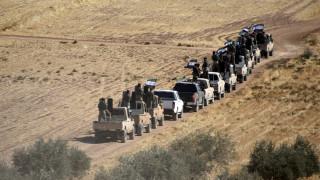 Η ανταπόκριση της Clarissa Ward του CNNi από τη Συρία για την τουρκική εισβολή